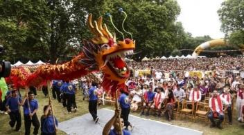 Resultado de imagen para caba año nuevo chino parque de las naciones